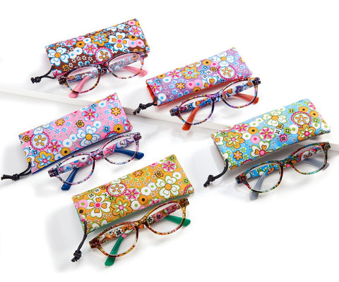 Boho Spring Hinge Reader Glasses