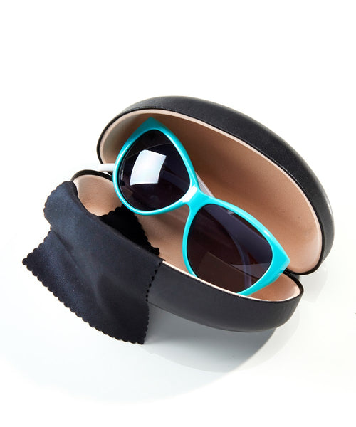 Sunglasses with Case & Cloth