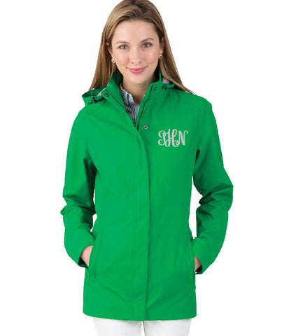 Monogrammed Women's Logan Jacket - Charles River Apparel