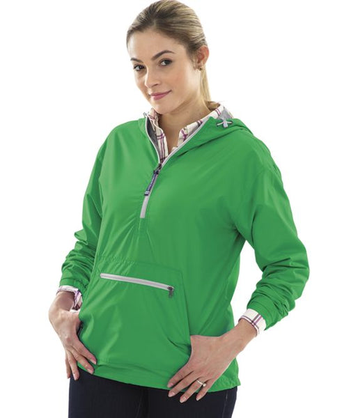 Ladies Chatham Anorak Jacket by Charles River