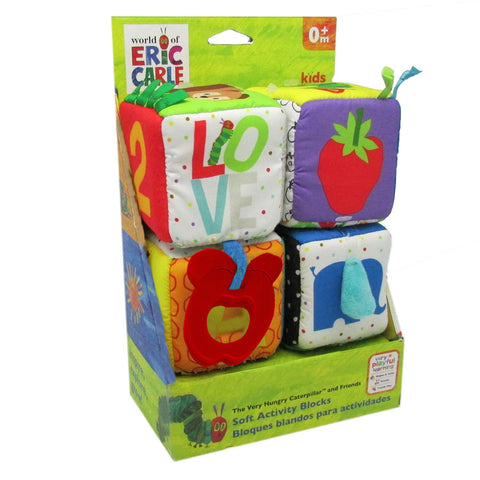 The Very Hungry Caterpillar™ Soft Block Set