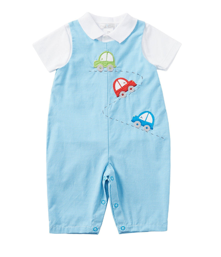 Petit Ami Cars Coverall