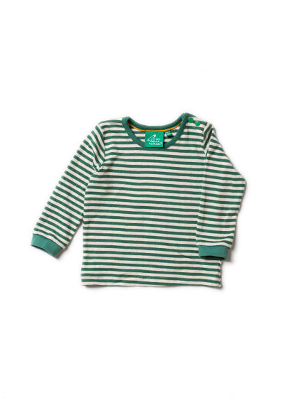 Pointelle Fir Long Sleeve Tee