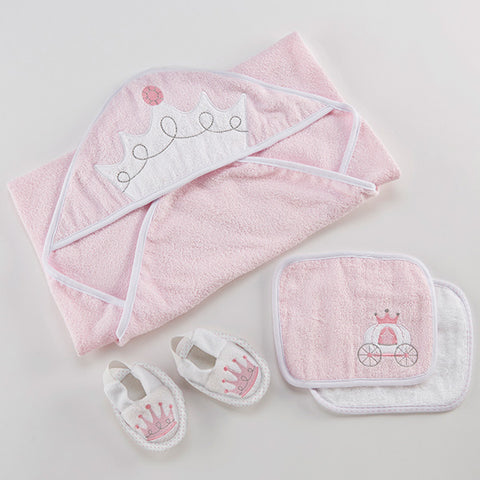 Little Princess 4-Piece Gift Set