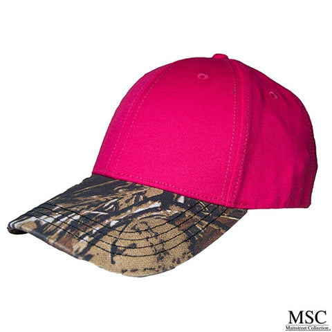 CAMO BELLES BOW HAT BY MSC