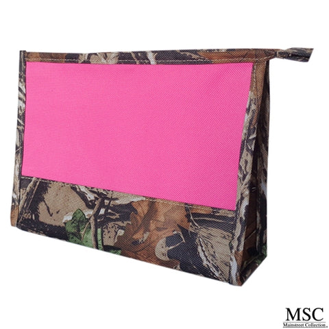 CAMO BELLES COSMETIC BAG BY MSC