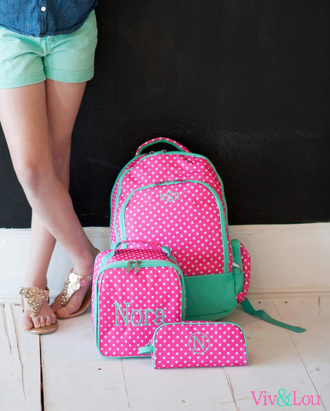 Dottie Backpack Set
