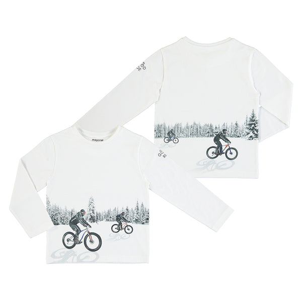 L/s refelective t-shirt