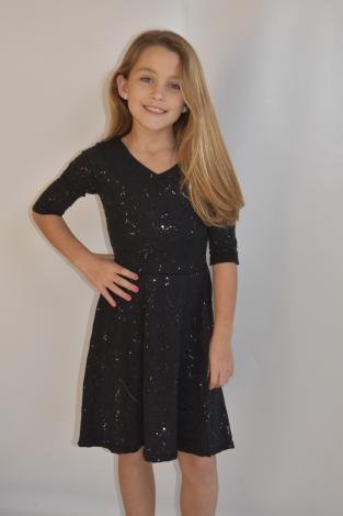 Isabella Dress by Area Code 407