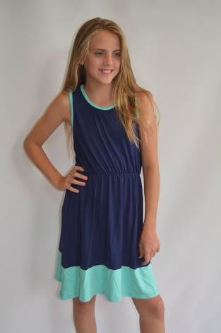 Tween Jacelyn Dress - Area Code 407