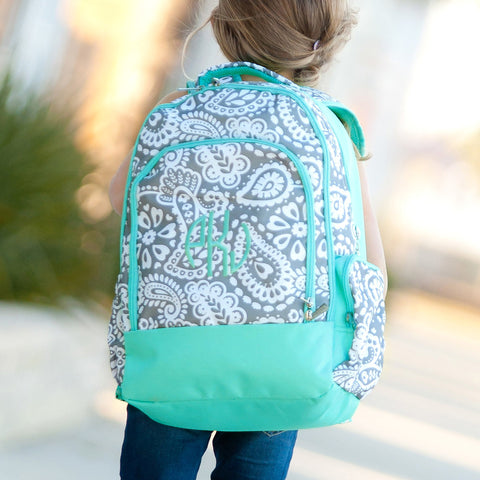 PARKER PAISLEY BACKPACK COLLECTION