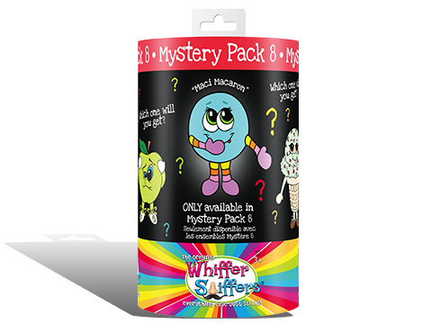 MYSTERY PACK #8