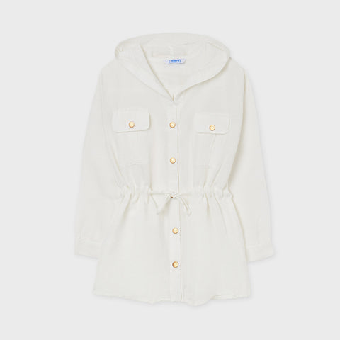 Girl linen jacket - Mayoral