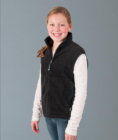 RIDGELINE YOUTH FLEECE FIELD VEST
