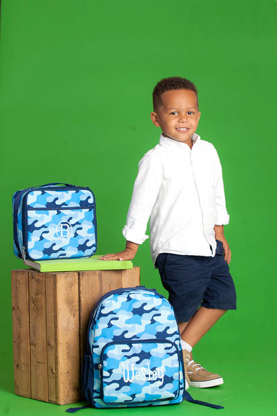 Cool Camo Preschool Backpack