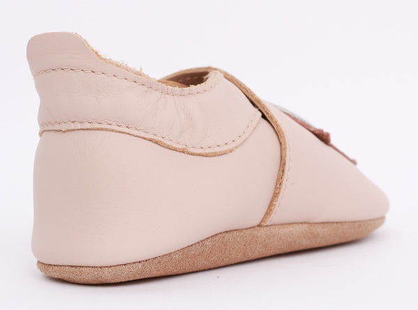 Beige Fox Soft Sole