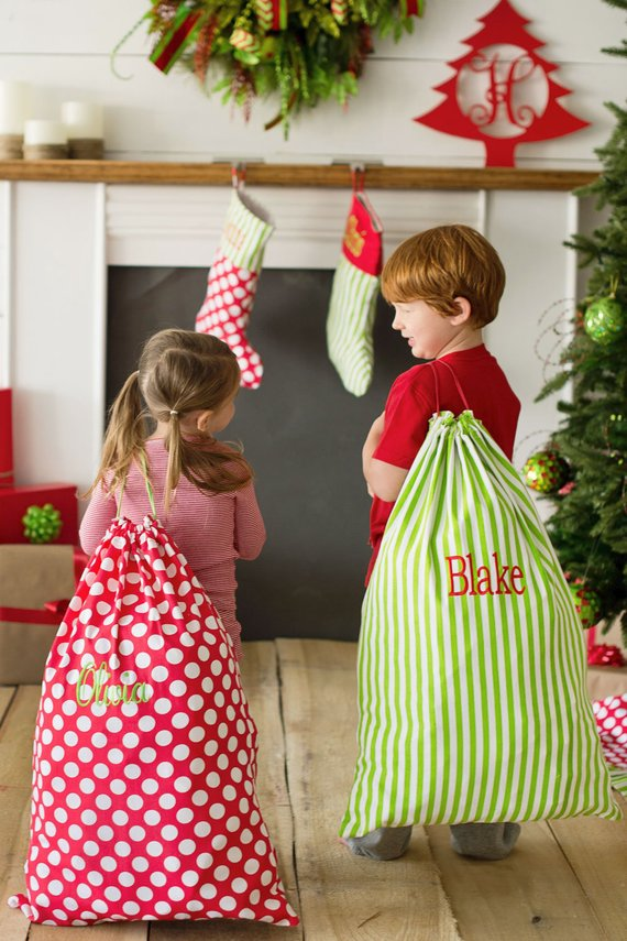 Santa Sack - Assorted Styles Available!