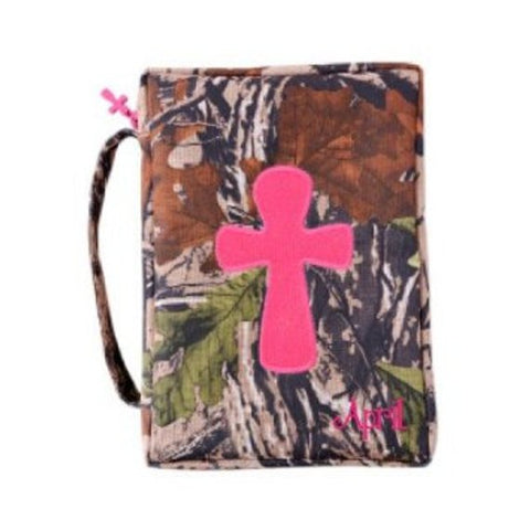 CAMO BIBLE COVER BY MSC