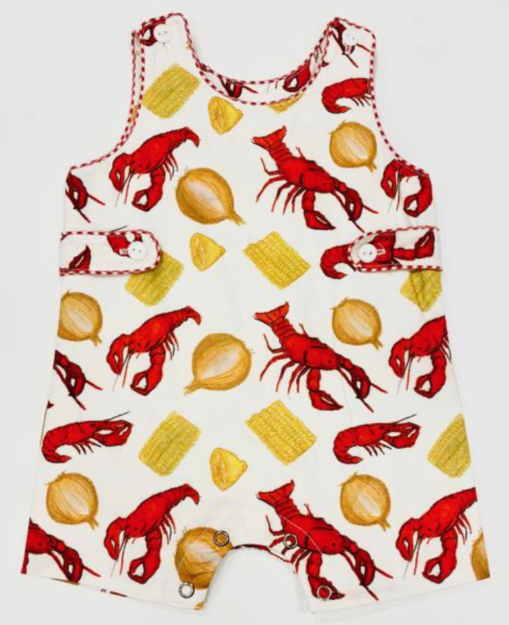 PETE CRAWFISH BOY SHORTALL