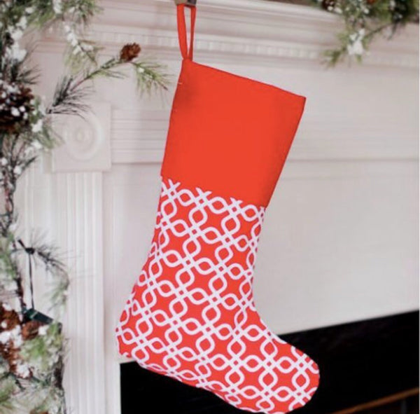 Kringle Personalized Stocking