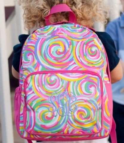 Summer Sorbet Preschool Backpack by Viv&Lou