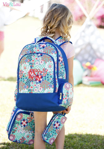 garden party backpack set