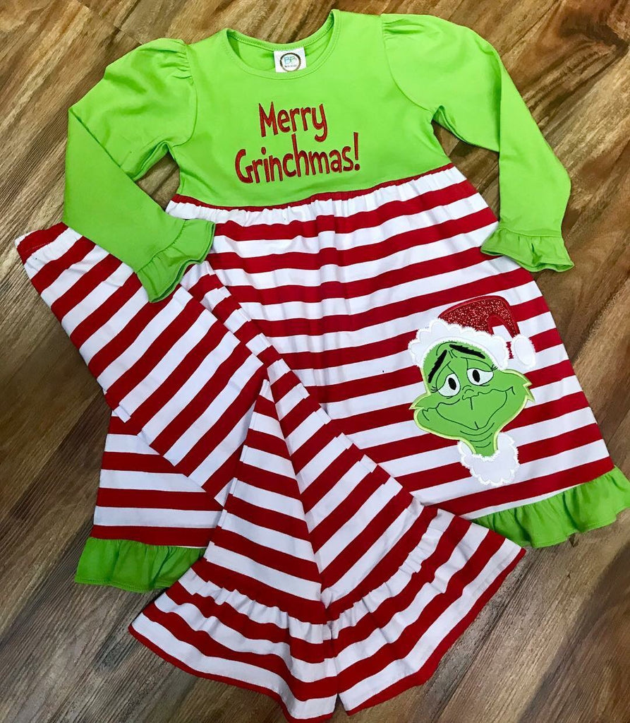 Merry Grinchmas Dress