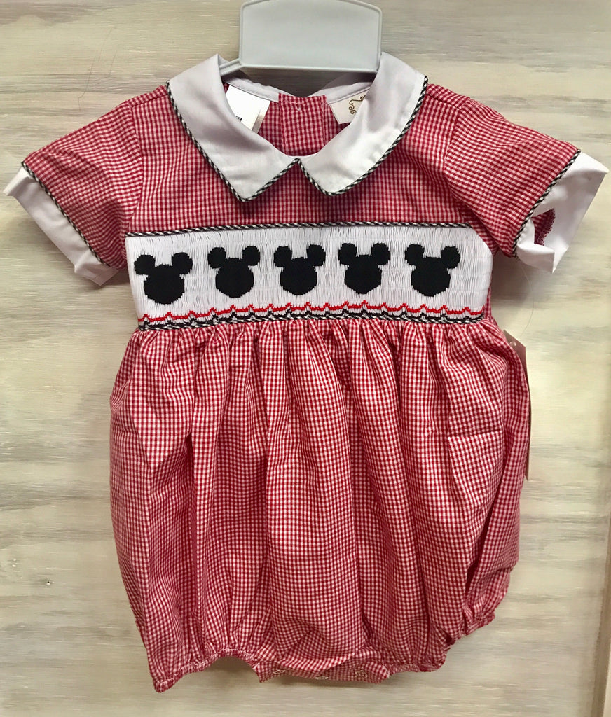 Mickey Mouse Infant Bubble