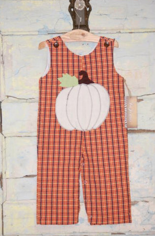 Fall Pale Pumpkin Longall by LaJenns