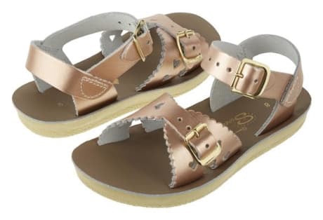 Sun-San Sweetheart Sandal Rose Gold