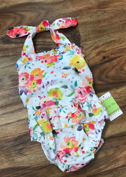 Market Bloom Swimsuit