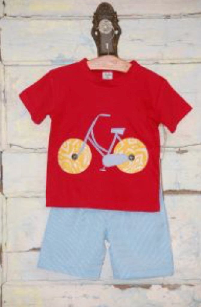 LaJenns Bicycle Outfit for boys
