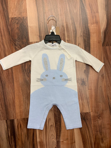 Bunny Coverall - Blue