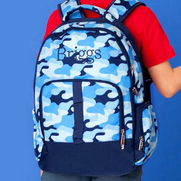 Cool Camo Backpack & Accessories by Viv&Lou