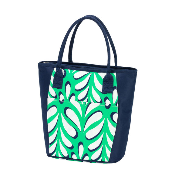 ISLAND PALM COOLER TOTE