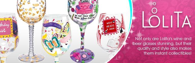 Lolita Wine Glasses