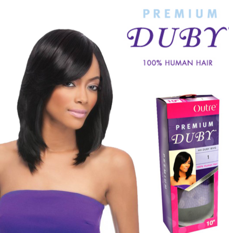 Human Weave Outre Premium Duby Duby