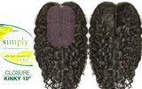 Outre Simply Lace Closure Kinky Curl