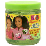 AF/BEST KID OLIVE OIL STYLING GEL 15 OZ