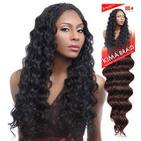 Synthetic Braid HARLEM125 KIMA BRAID OCEAMWAVE 20""