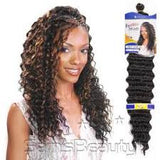 "Synthetic Braid ShakeNGo FreetressBraid Deep Twist Bulk 10"", 22"""