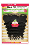 ShakeNGo Naked 13x4 Lace Frontal Loose Deep