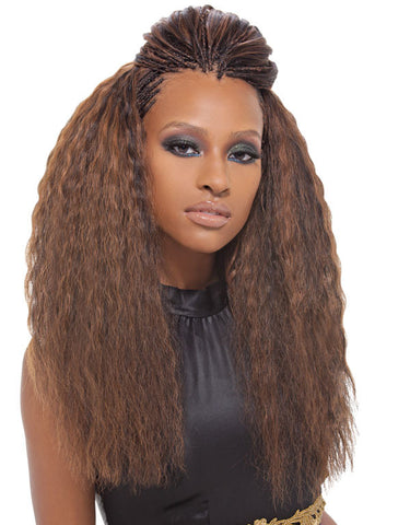 Human Wet&Wavy Braid Janet Human Hair Bulk Super French Bulk