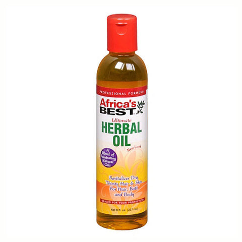 AF/BEST HERBAL OIL 8 OZ
