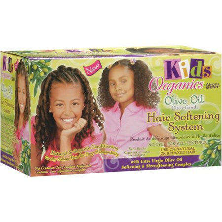 AF/BEST KID OLIVE OIL SOFTENING SYSTEM KIT