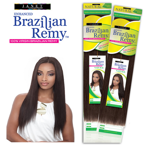 Enhanced Brazilian Remy