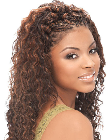 Blend Braid Janet Encore New Deep Bulk