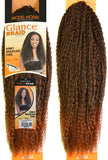 Synthetic Braid ModelModel Glance Braid Brazilian Curl 20""