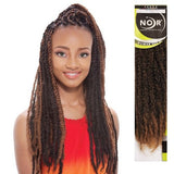 Synthetic Braid Janet Crochet Braid&Bulk Afro Marley Braid Afro Twist