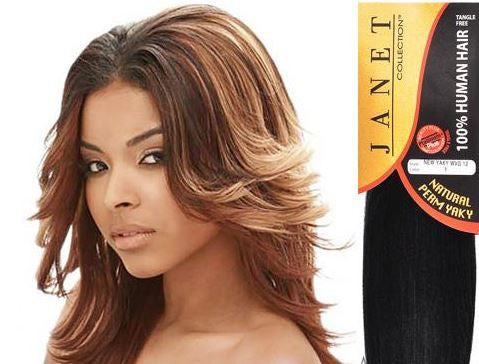 Janet New Yaky Weave